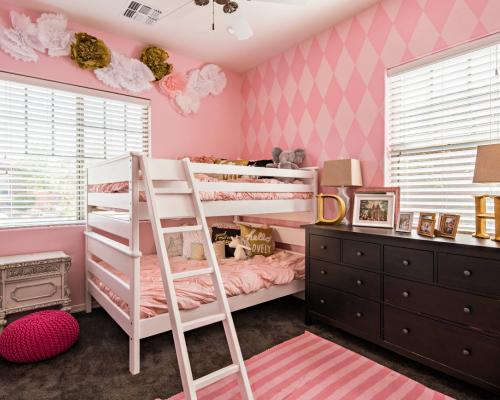 Recomandari pentru amenajarea camerei copilului