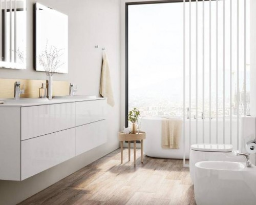Tot ce ai nevoie pentru o baie in stil modern